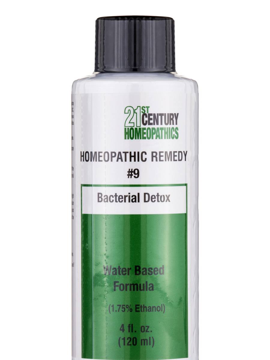 Bacterial Detox - 4 fl. oz (120 ml)