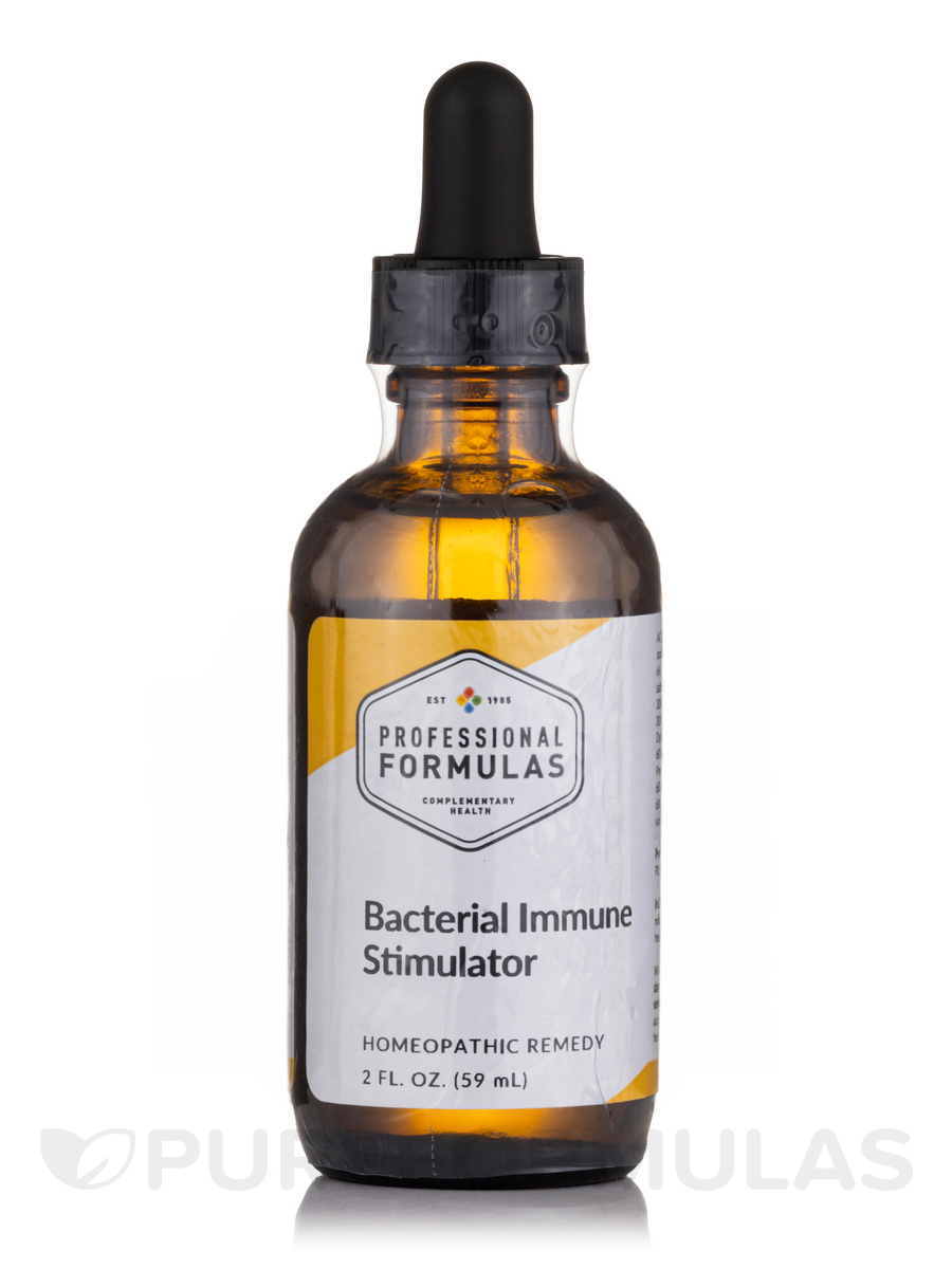 Bacterial Immune Stimulator - 2 fl. oz (59 ml)