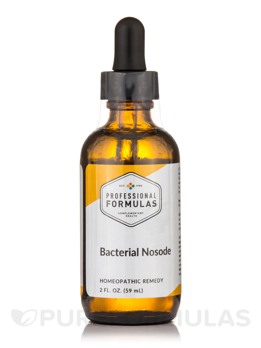 Bacterial Nosode Drops - 2 fl. oz (60 ml)