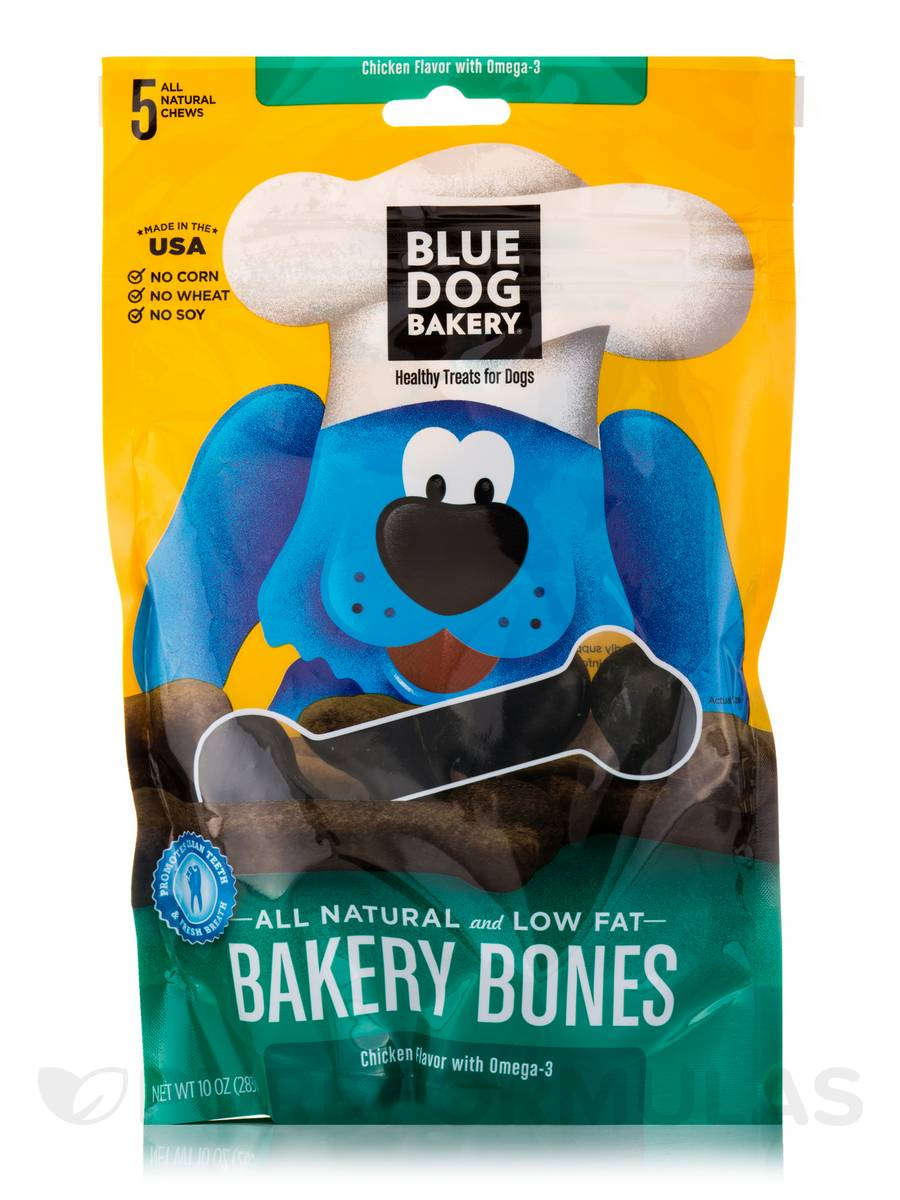 Blue Dog Bakery Dog Treats Review