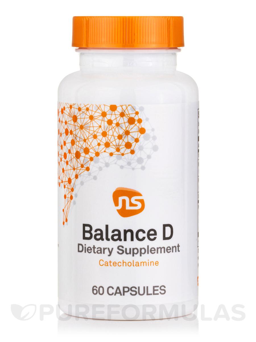 Balance D - 60 Capsules