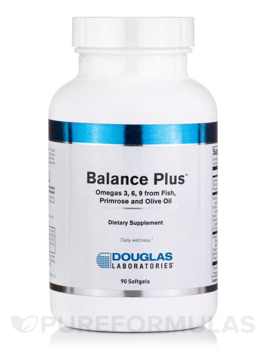 Balance Plus™ - 90 Softgels