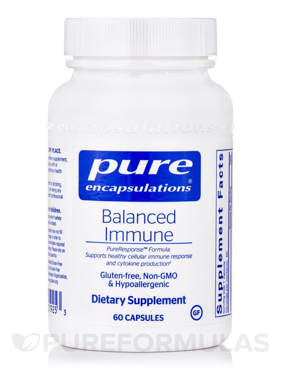 Balanced Immune - 60 Capsules