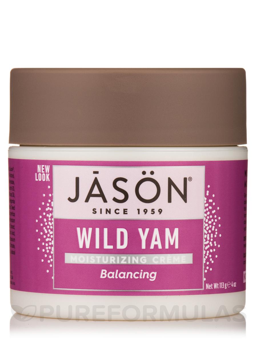 Balancing Wild Yam Moisturizing Creme - 4 oz (113 Grams)