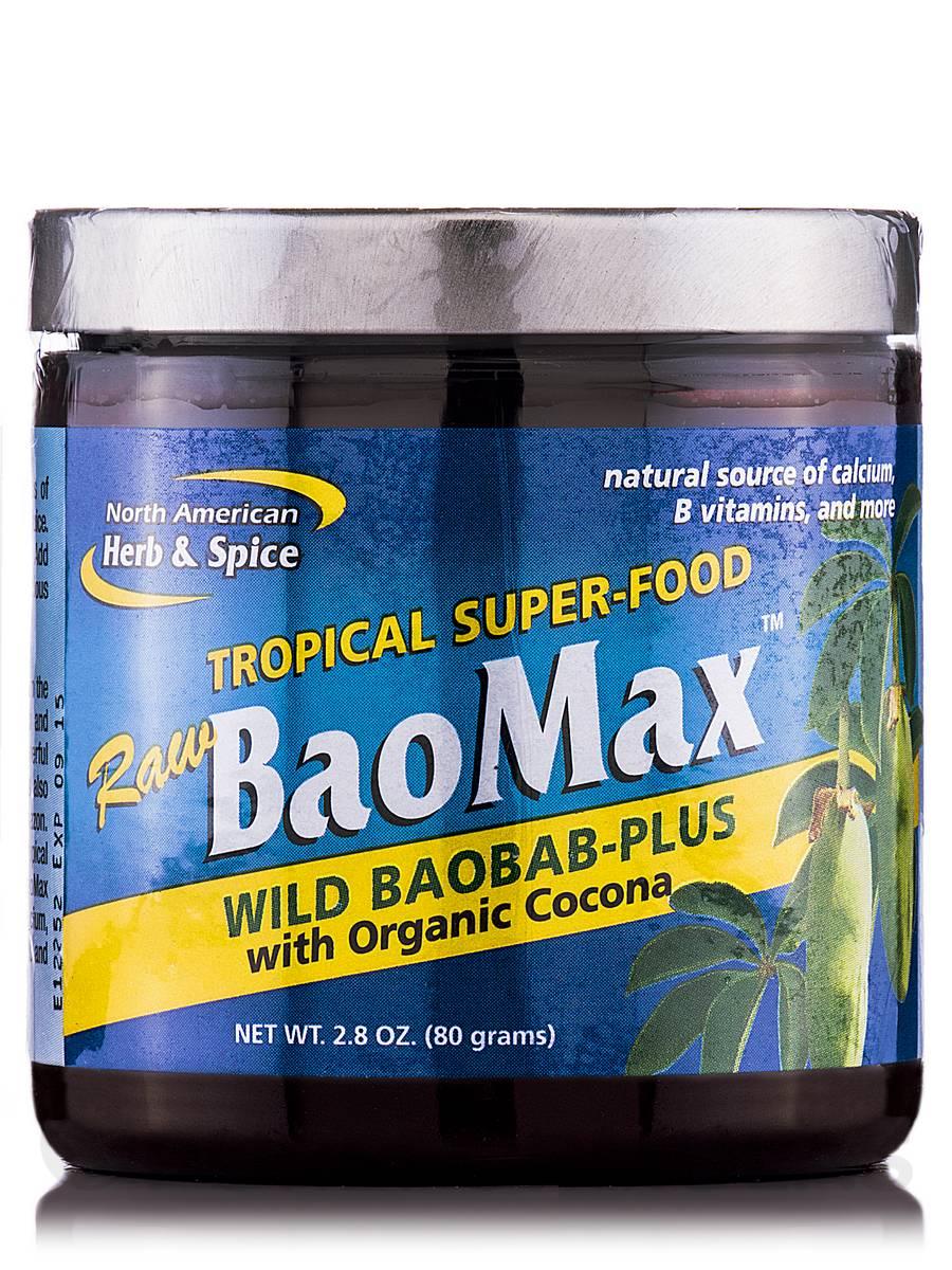 BaoMax - 2.8 oz (80 Grams)