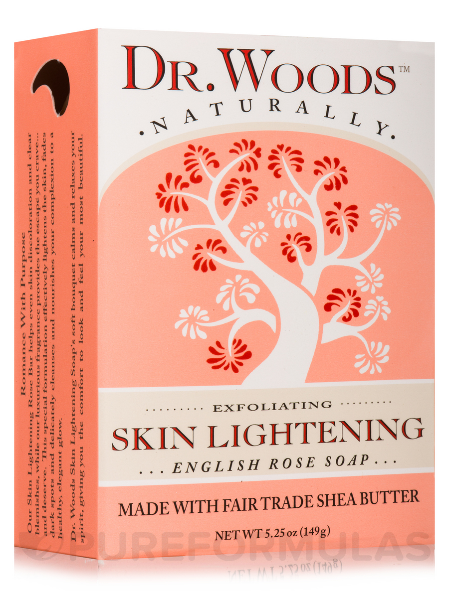 Bar Soap - Skin Lightening Rose - 5 oz (149 Grams)