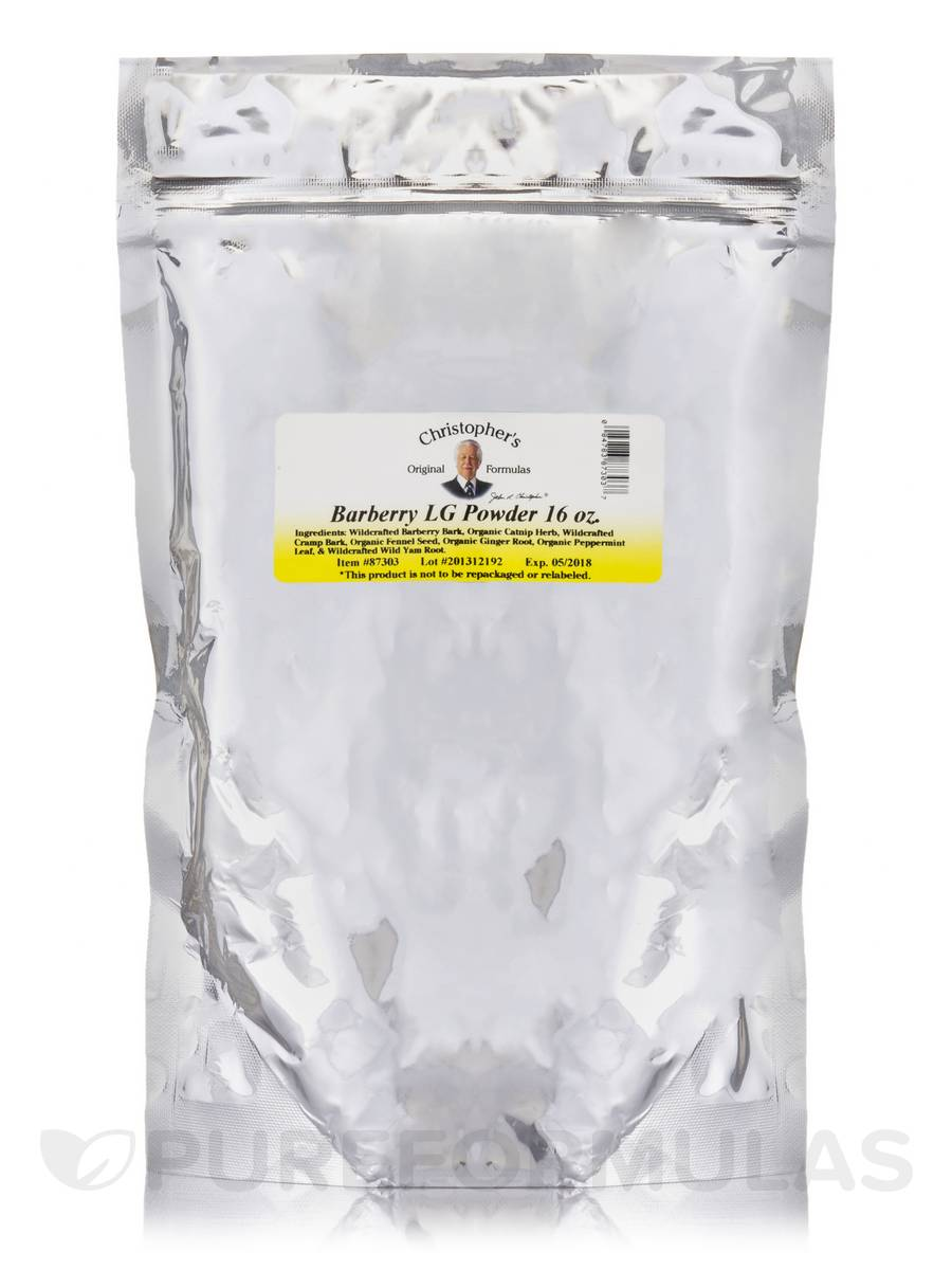 Barberry L.G. Powder - 16 oz