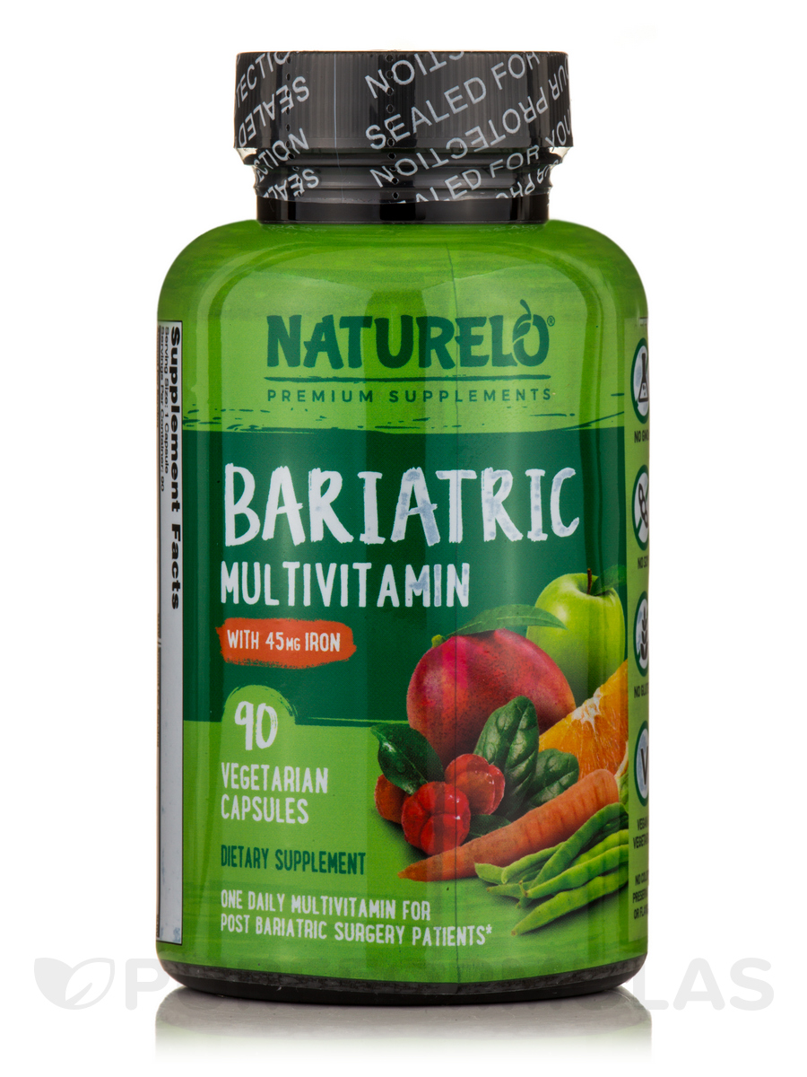 Bariatric Multivitamin - 90 Vegetarian Capsules