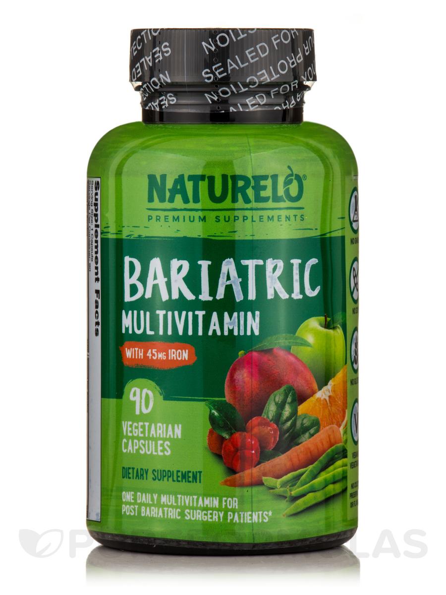 Bariatric Multivitamin - 90 Vegetarian Capsules