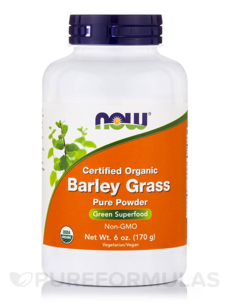 Barley Grass (100% Pure Powder) - 6 oz (170 Grams)