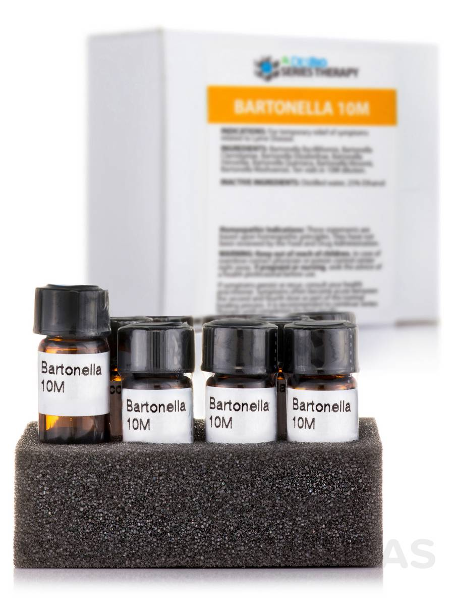 Bartonella Series Therapy Kit - 10 Vials
