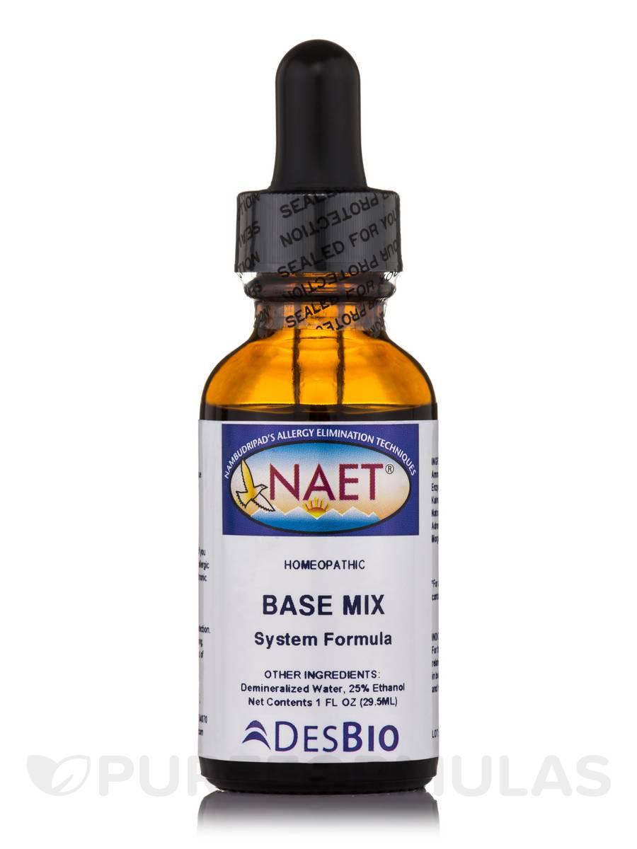 Base Mix - 1 fl. oz (29.5 ml)