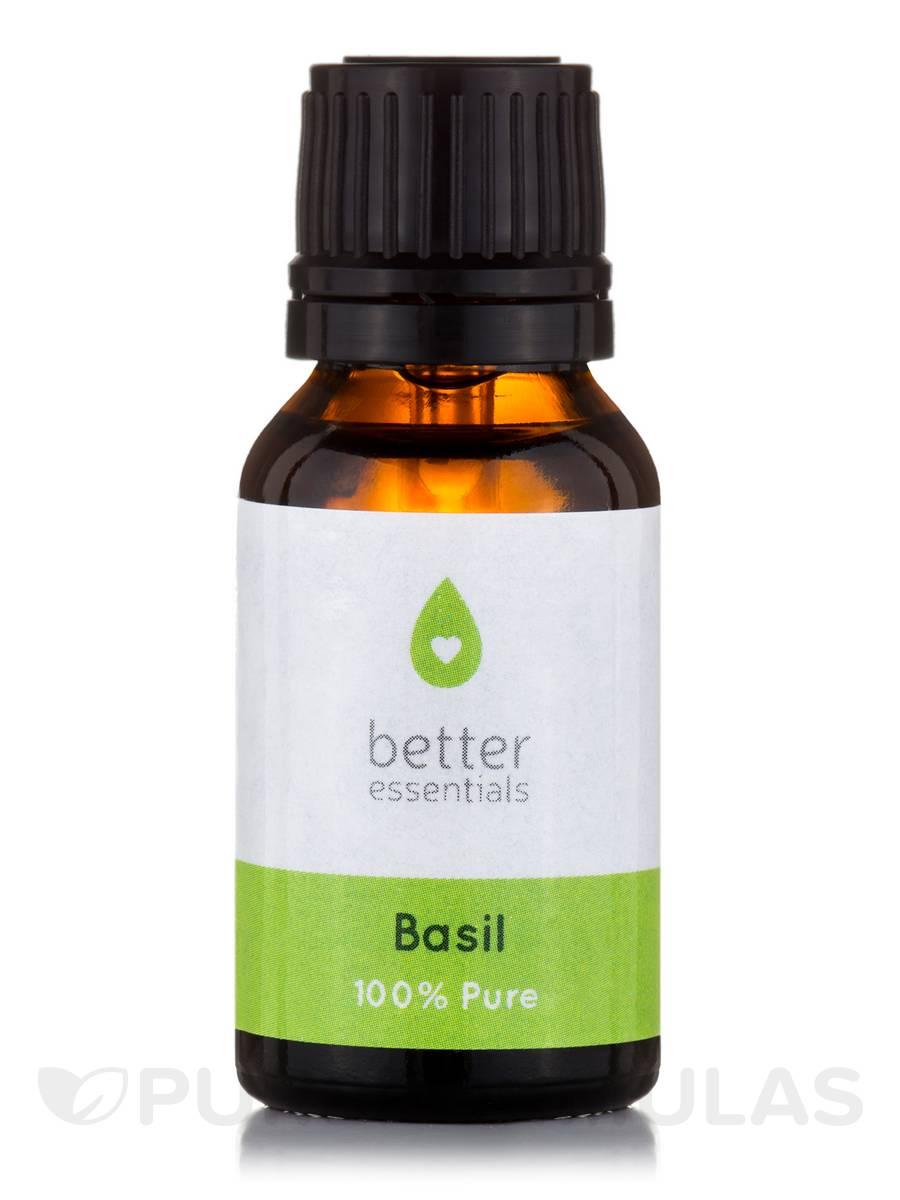 Basil Essential Oil (Ocimum basilicum) - 15 ml