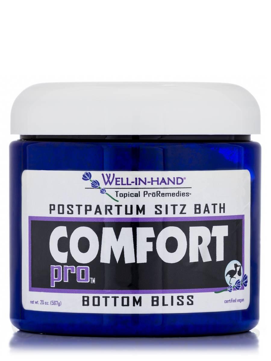 Comfort Pro Postpartum Sitz Bath - 20 oz (567 Grams)
