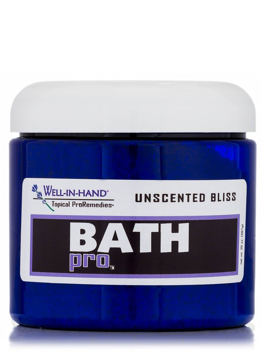 Bath Pro Unscented - 20 oz (567 Grams)