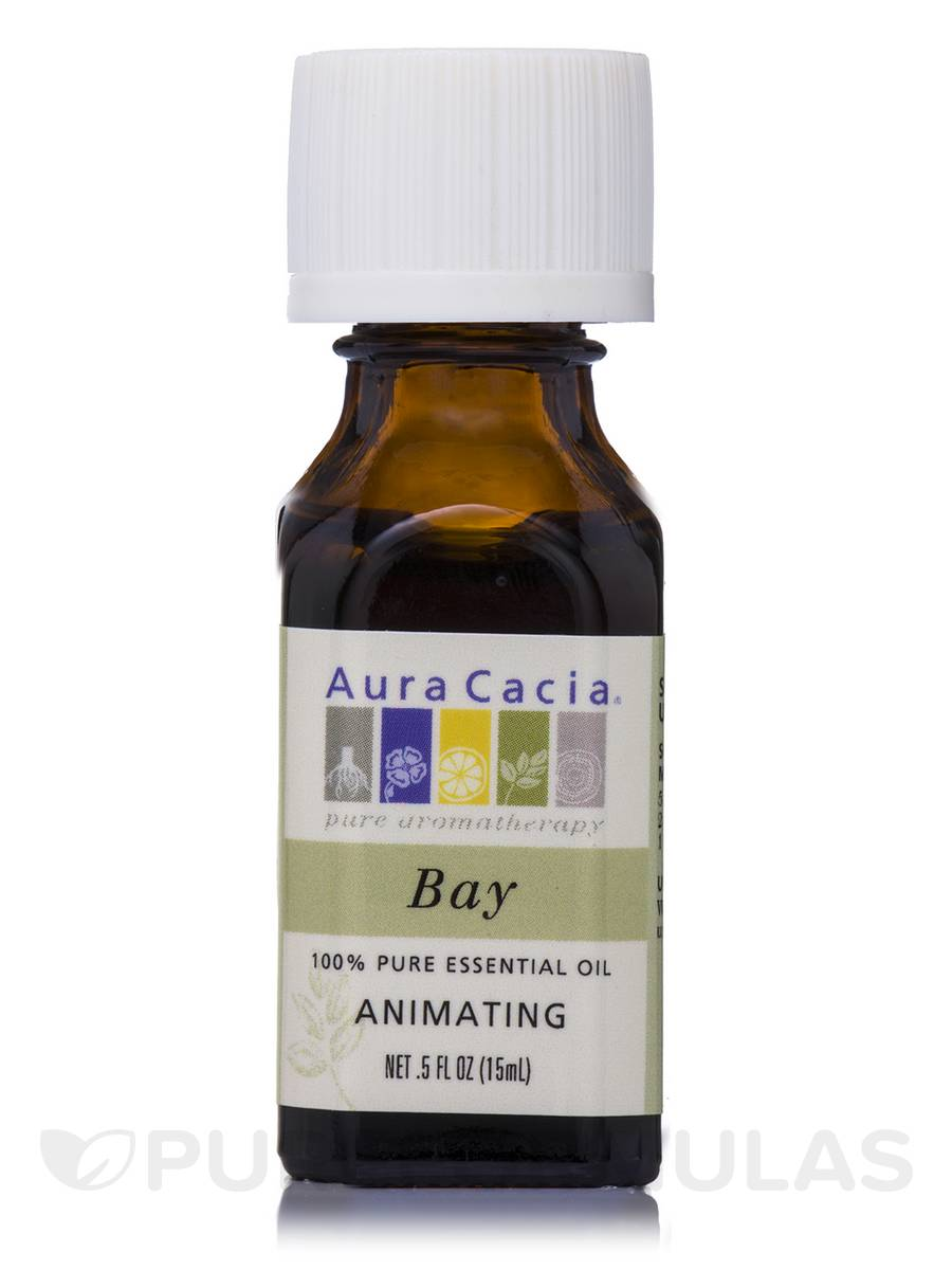 Bay Essential Oil (Pimenta racemosa) - 0.5 fl. oz (15 ml)