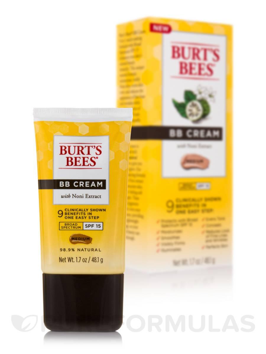 Noni Concentrate 650 Mg: BB Cream With Noni Extract, Medium (SPF 15)