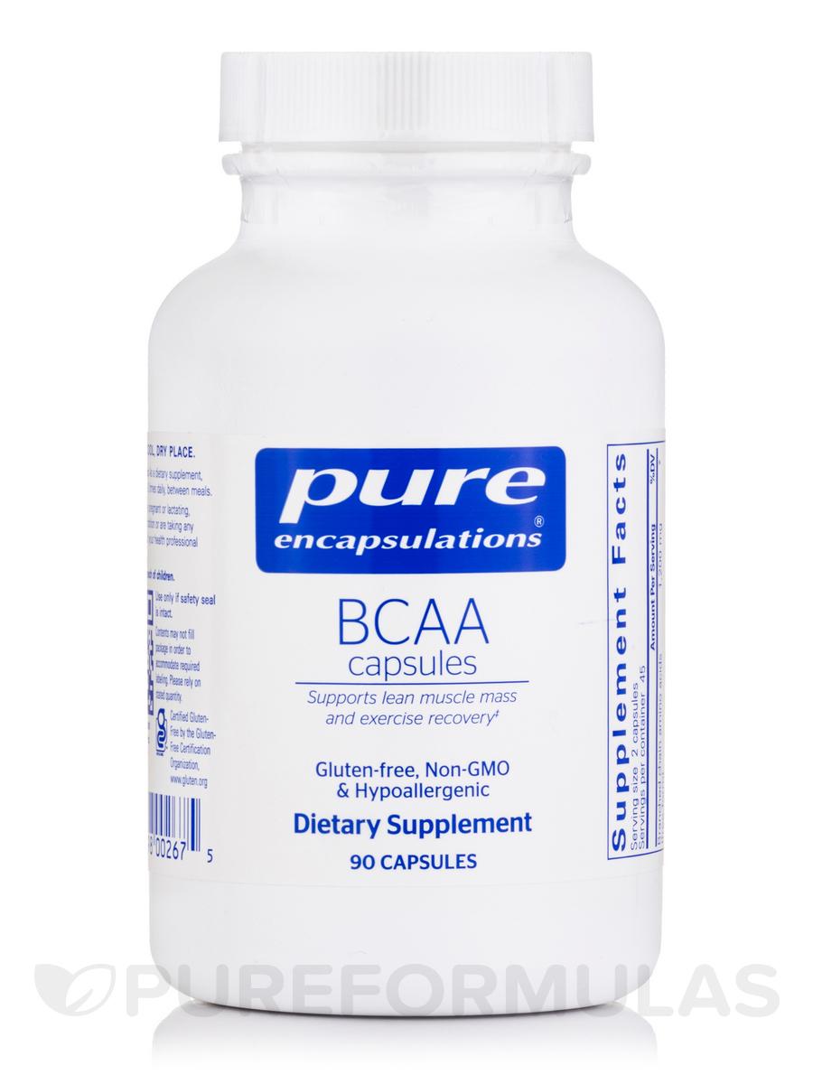 BCAA Capsules - 90 Capsules