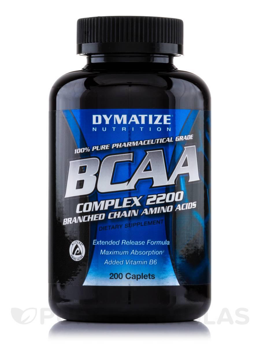 BCAA Complex 2200 - 200 Caplets