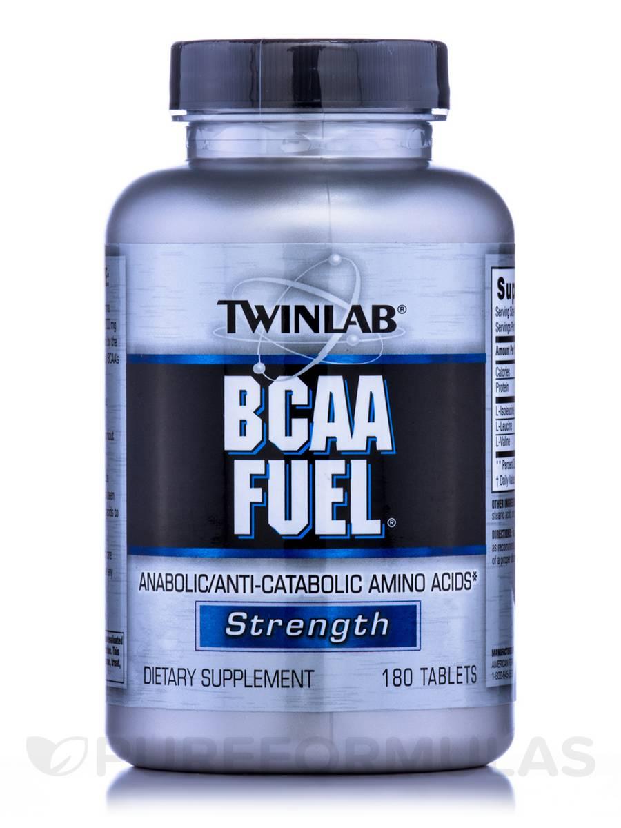 BCAA Fuel - 180 Tablets