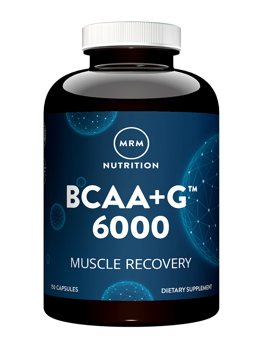 BCAA + G 6000 Ultimate Recovery Formula - 150 Capsules