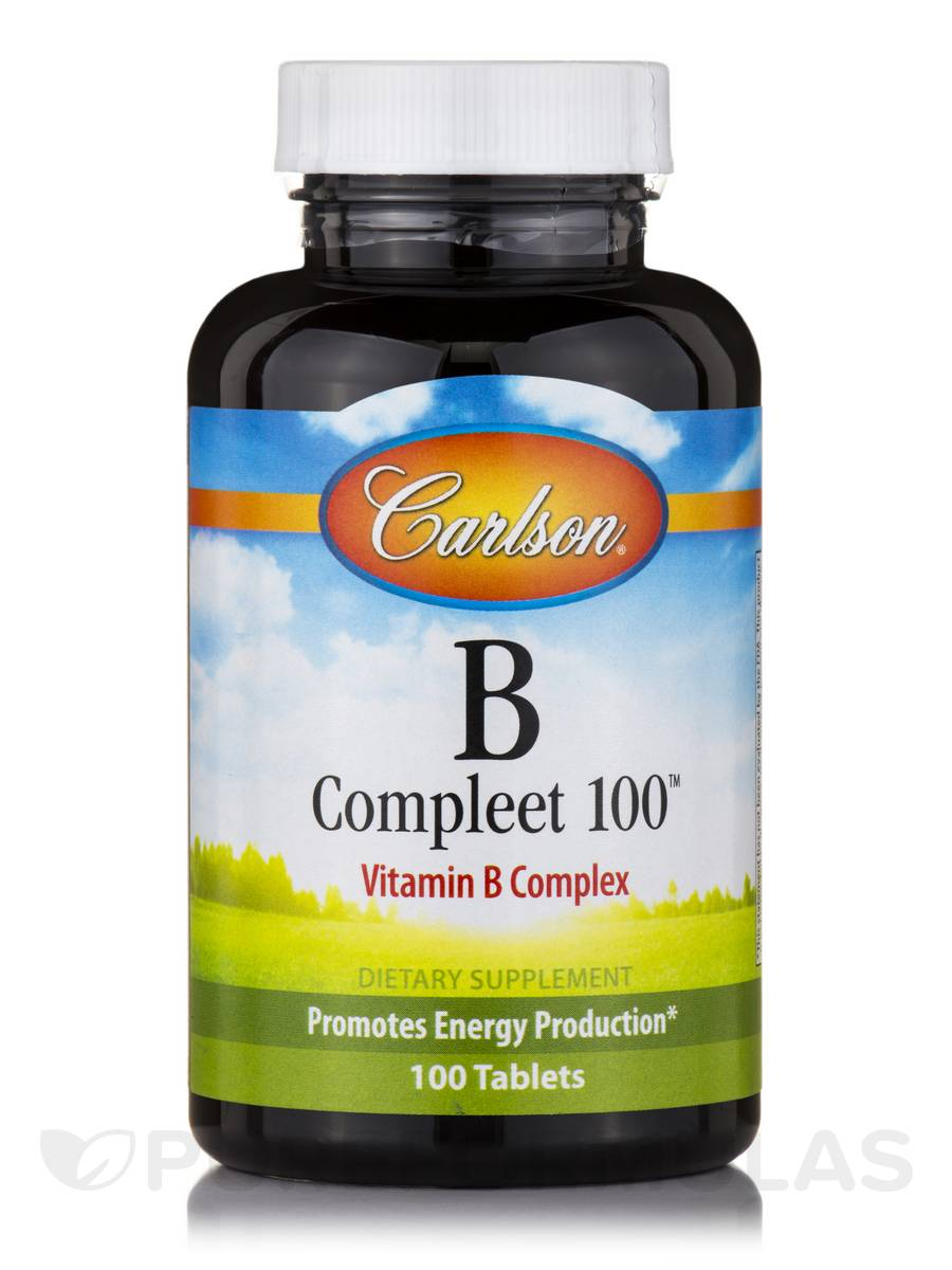B-Compleet-100 - 100 Tablets