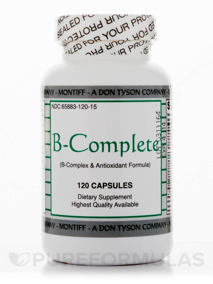 B-Complete - 120 Capsules