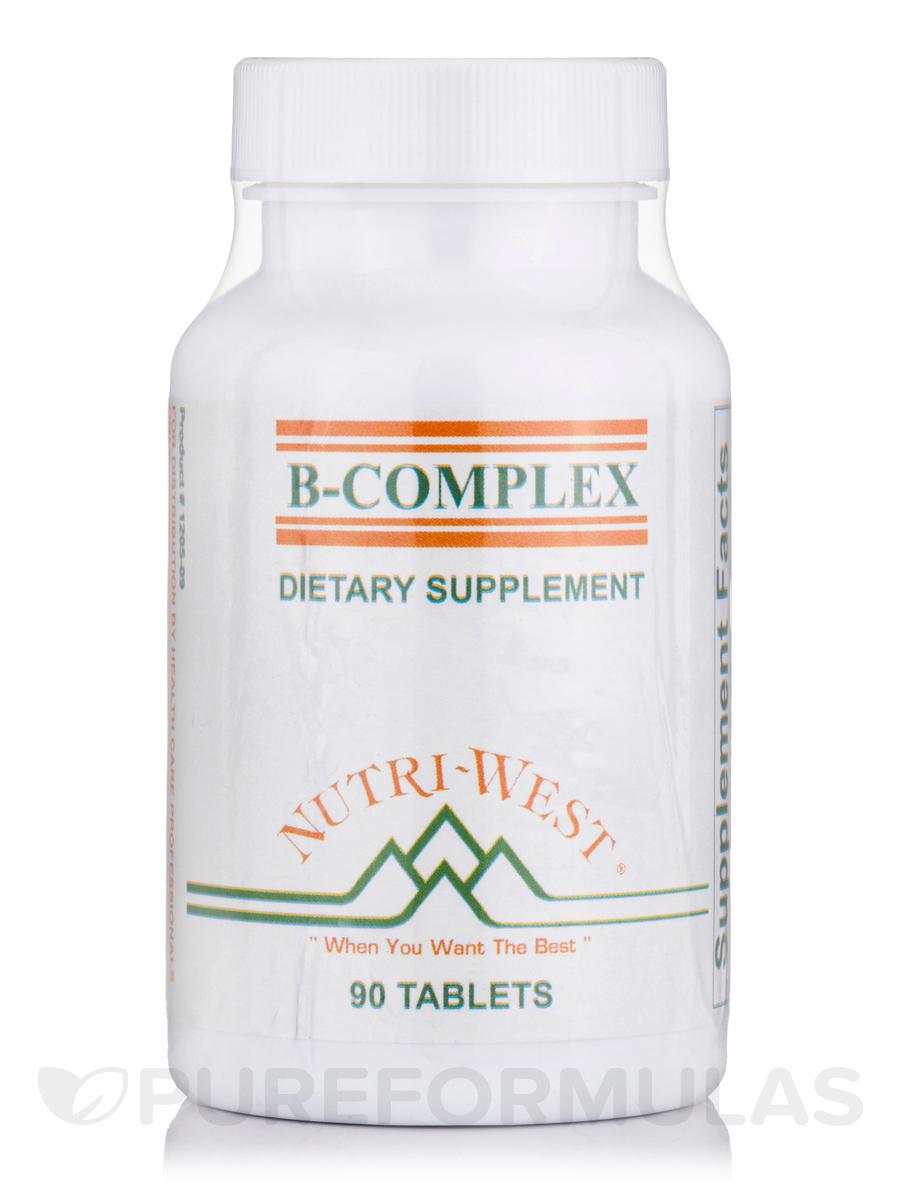 B-Complex - 90 Tablets