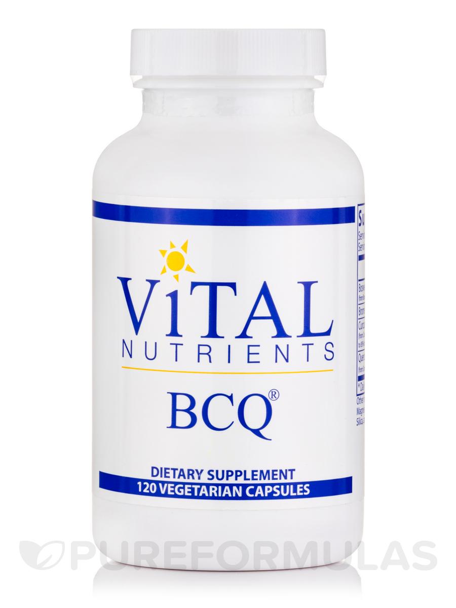 BCQ® - 120 Capsules