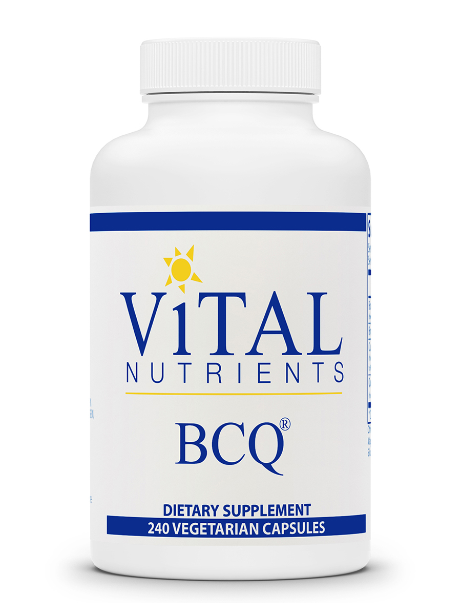BCQ® - 240 Capsules