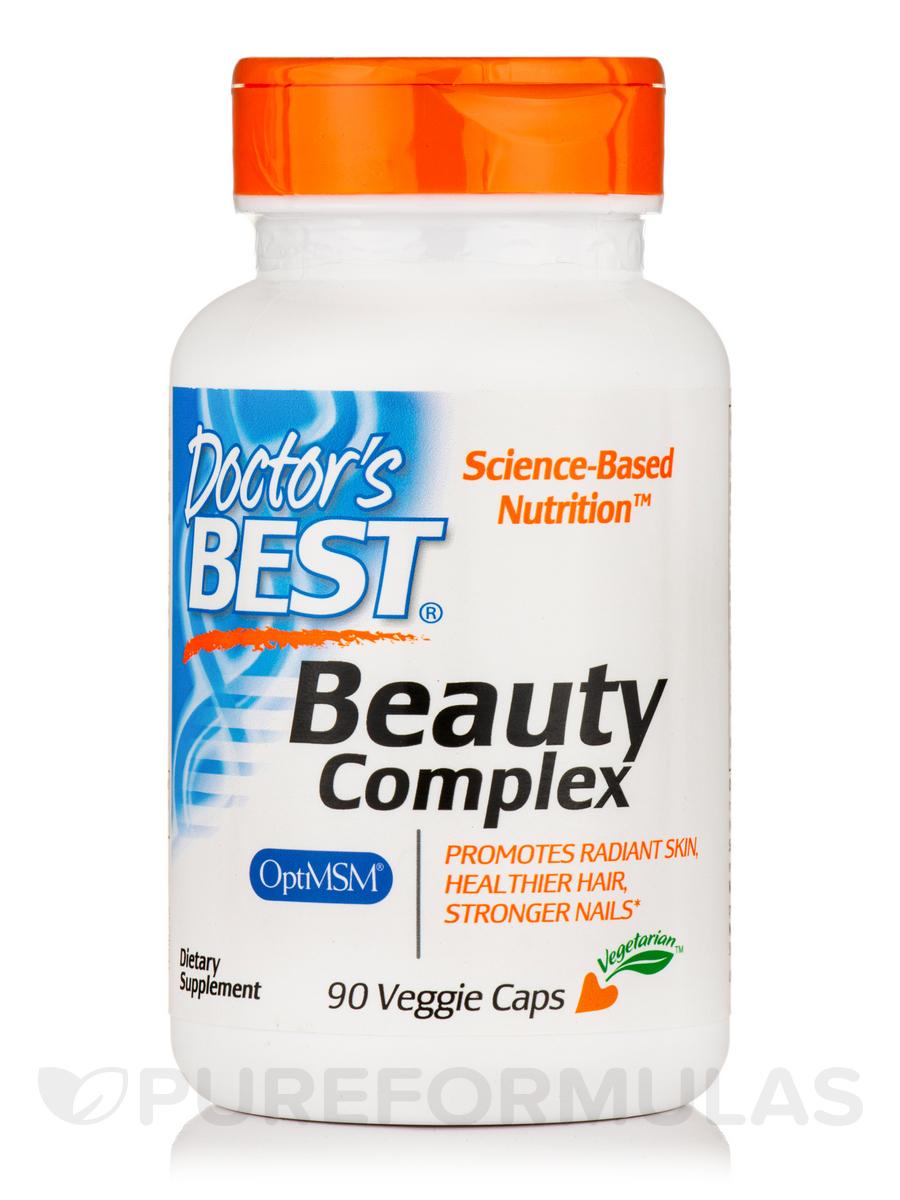 Beauty Complex - 90 Veggie Caps