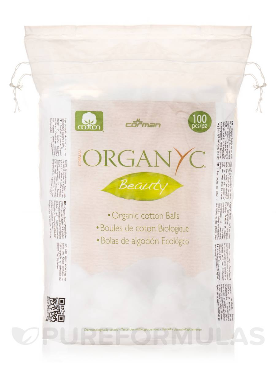 Beauty Cotton Balls - 100 Count