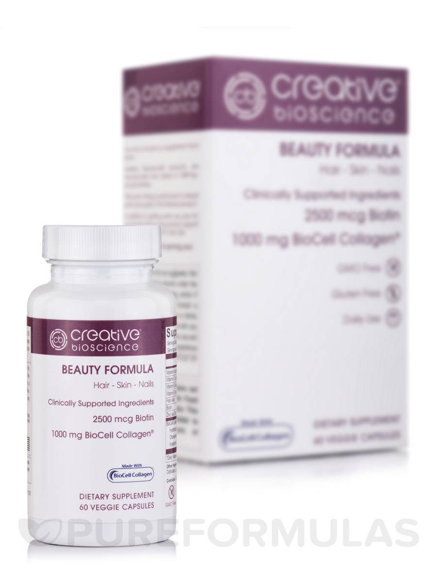 Beauty Formula - 60 Veggie Capsules