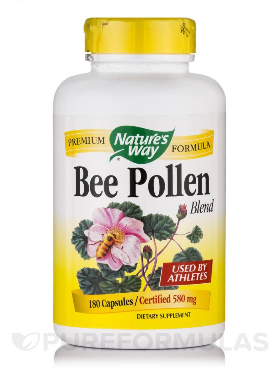 Bee Pollen - 180 Capsules