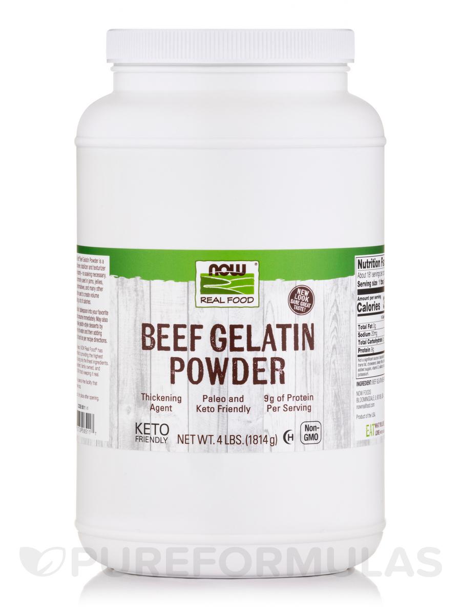 Gelatin flakes