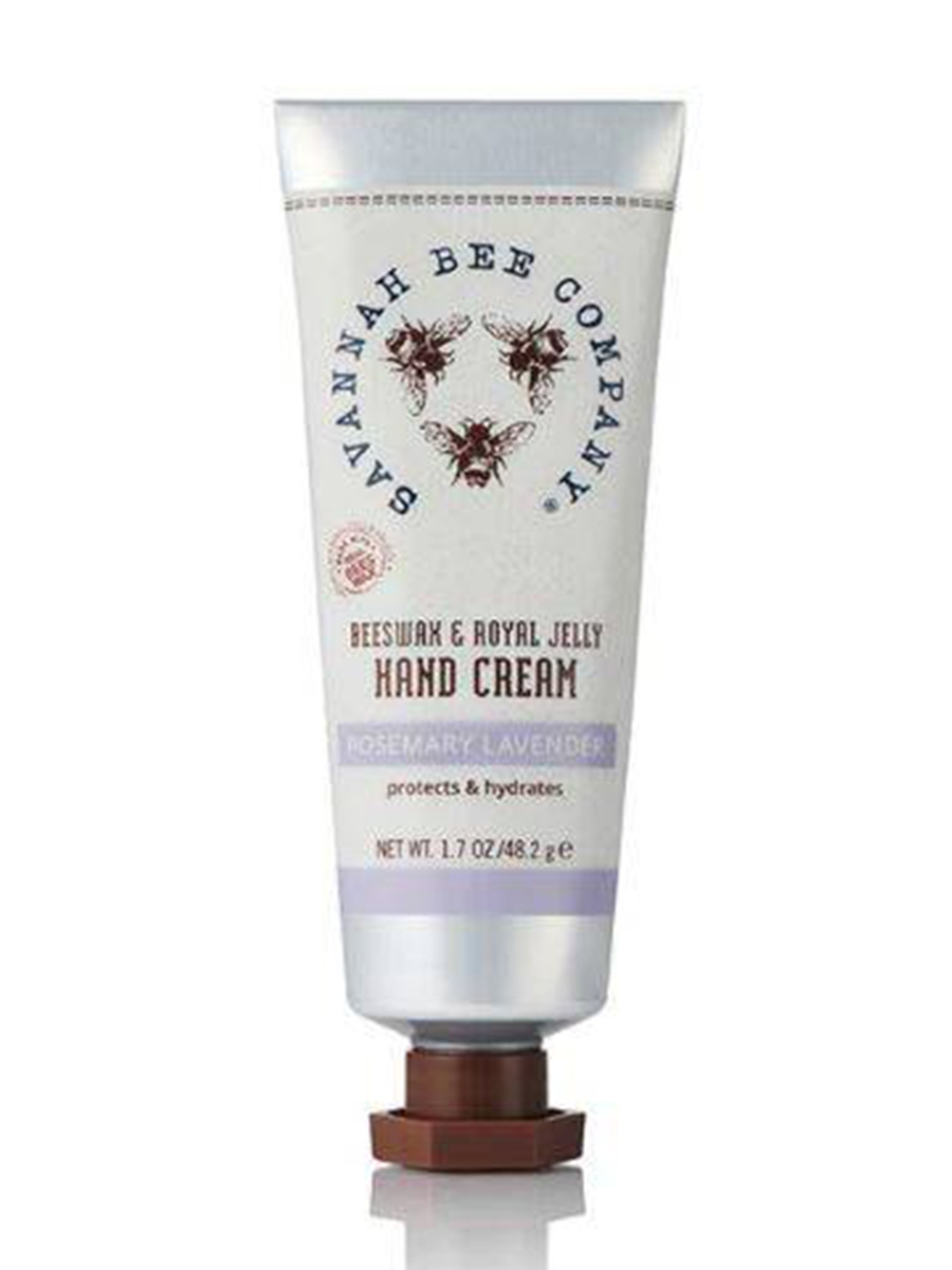 Beeswax & Royal Jelly Hand Cream - Rosemary Lavender (Tube) - 1.7 oz (48.2 Grams)