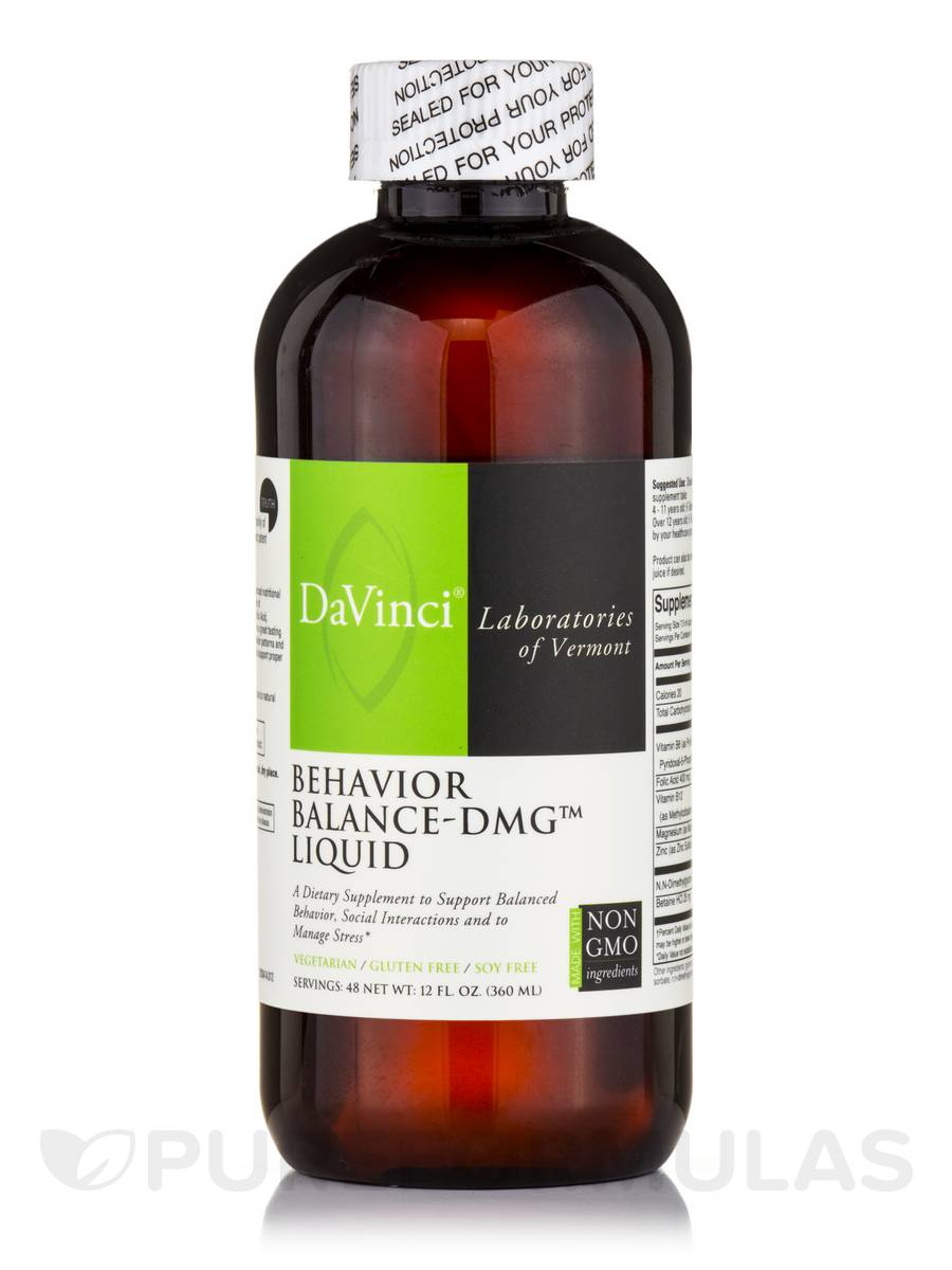 Behavior Balance-DMG™ Liquid - 12 fl. oz (360 ml)