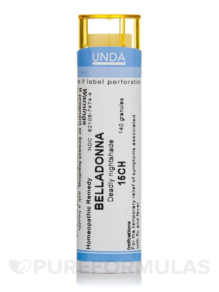 Belladonna 15CH - 140 Granules (5.5g)