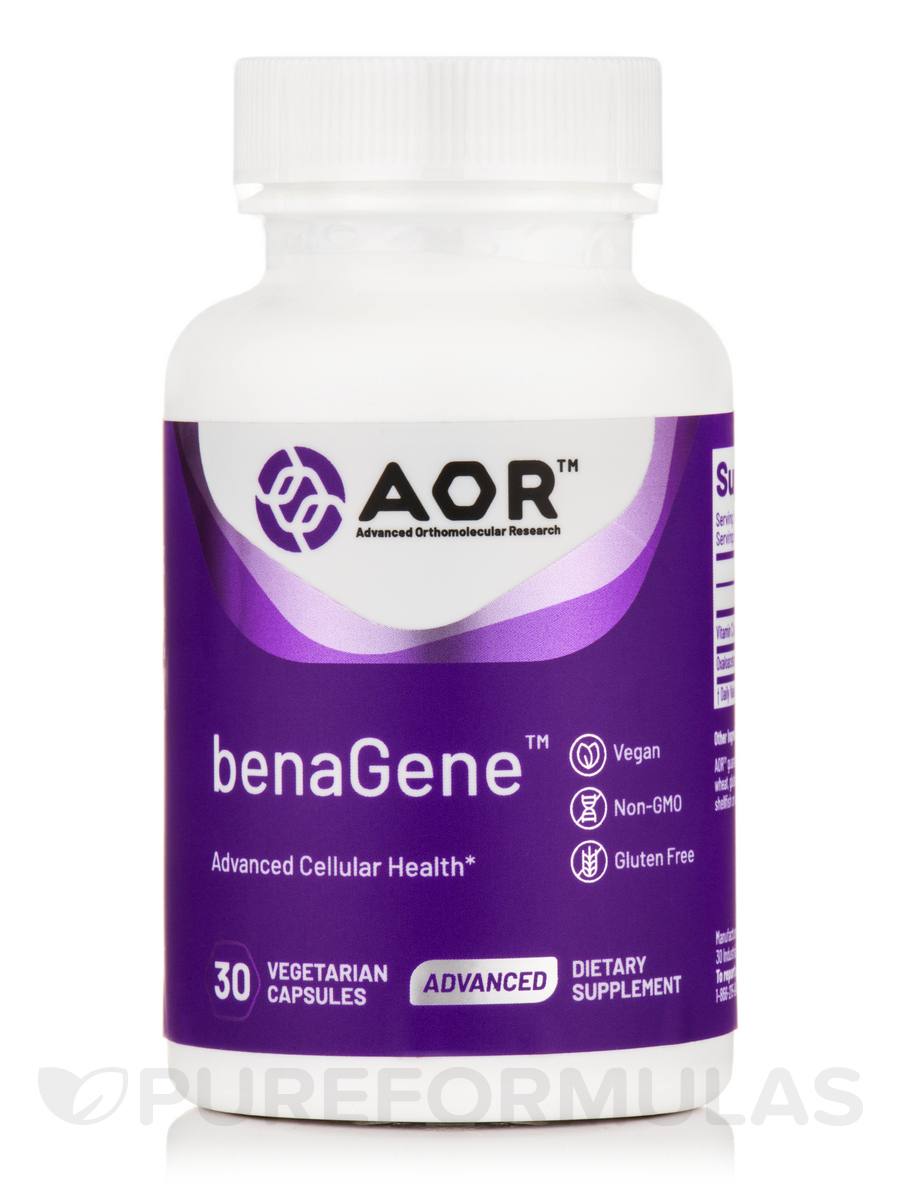benaGene - 30 Vegan Tablets