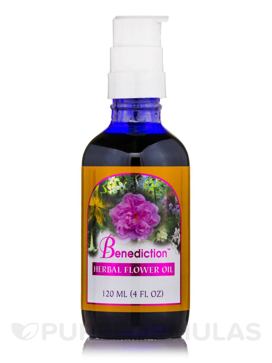 Benediction Oil (Pump Top) - 4 fl. oz (120 ml)