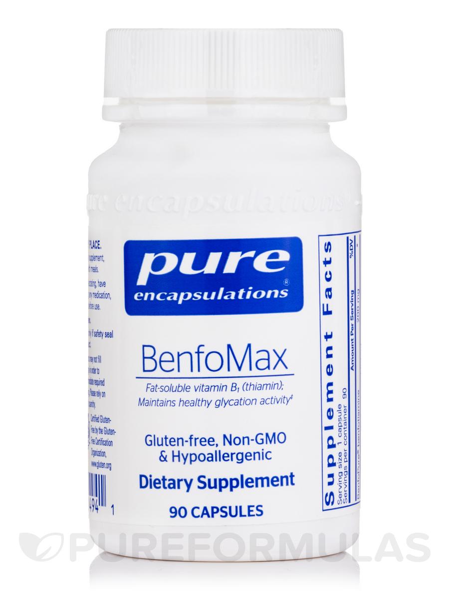 BenfoMax - 90 Capsules
