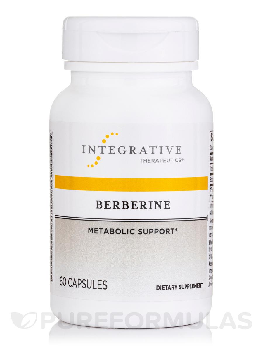 Berberine - 60 Veg Capsules