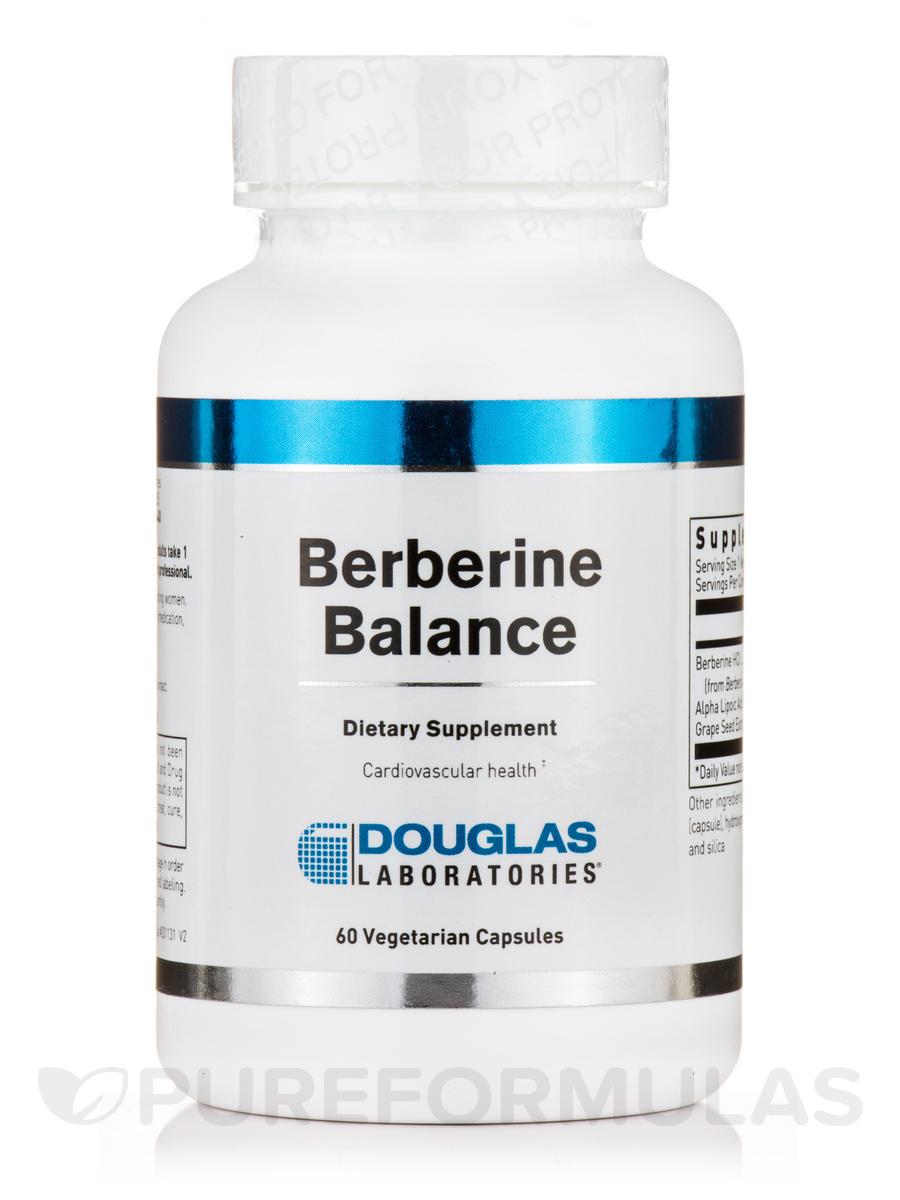 Berberine Balance - 60 Vegetarian Capsules