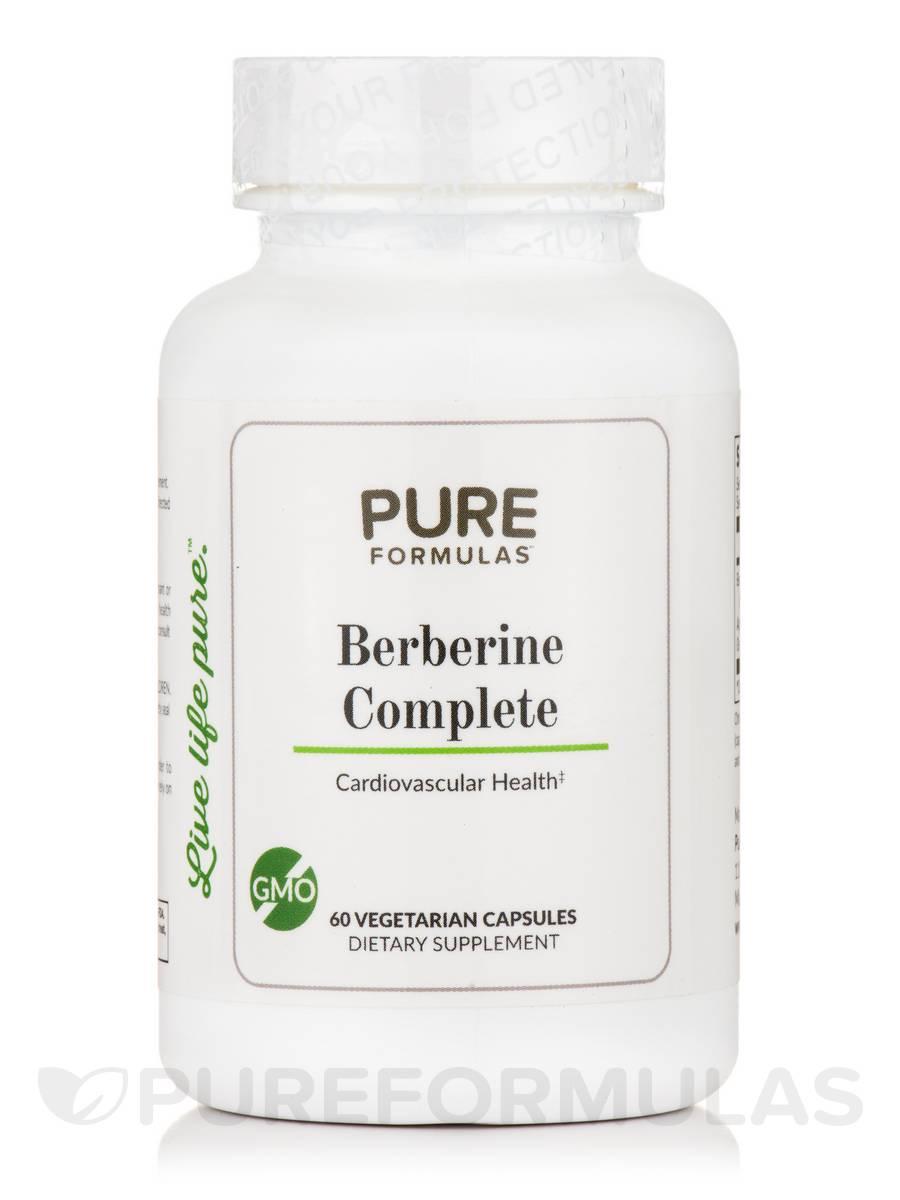 Berberine Complete - 60 Vegetarian Capsules