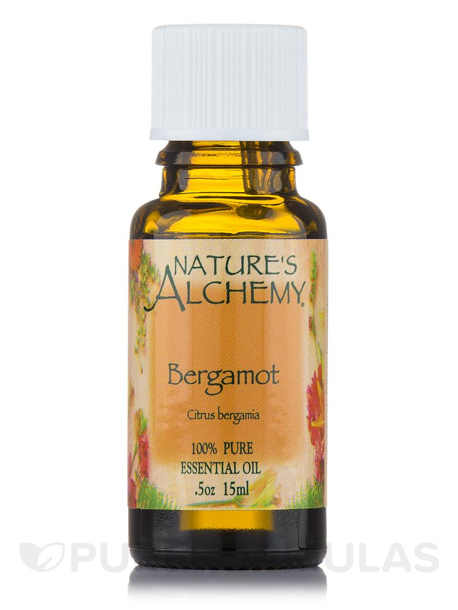 Bergamot Pure Essential Oil - 0.5 oz (15 ml)