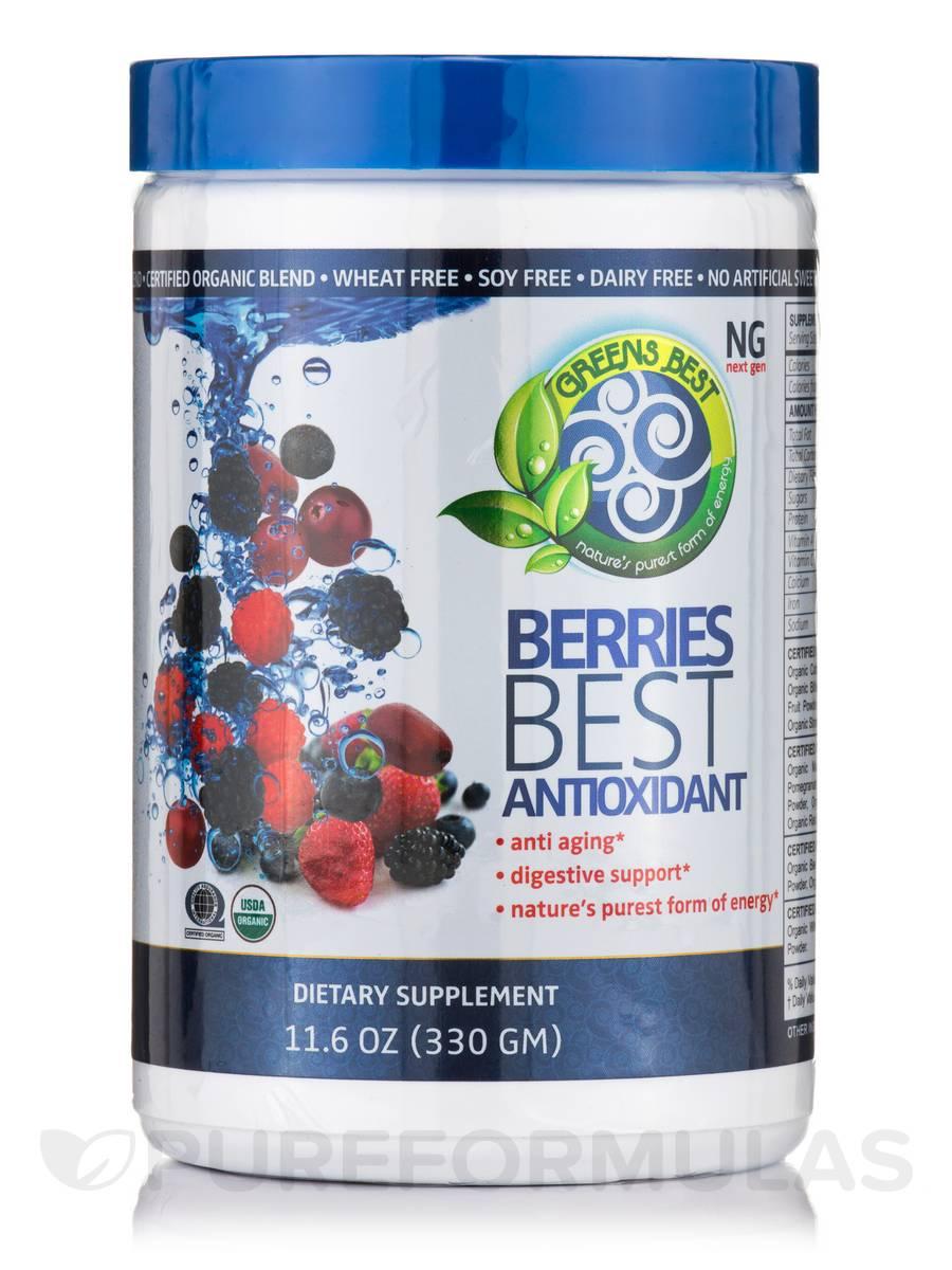 Berries Best Powder - 11.6 oz (330 Grams)