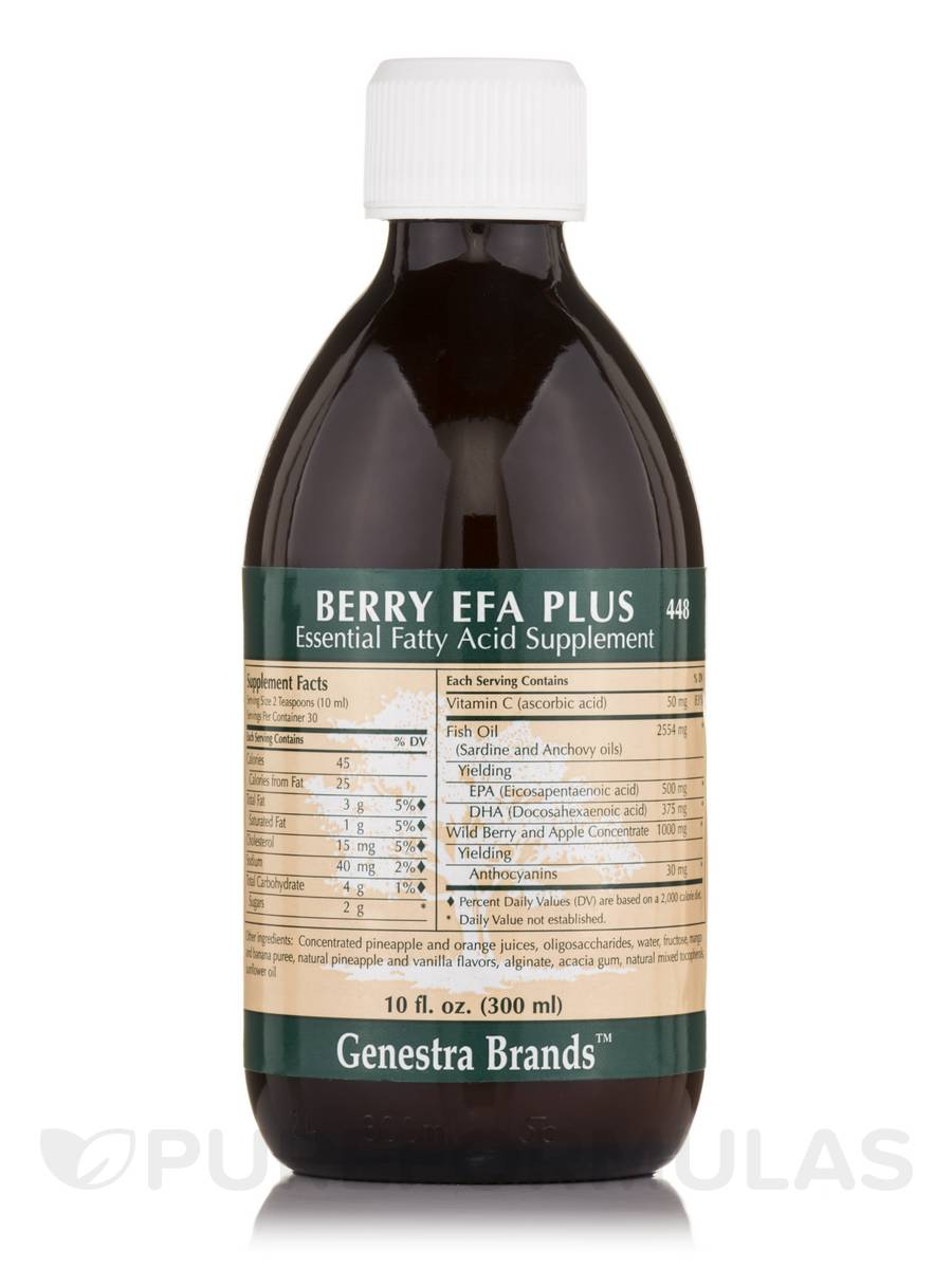 Berry EFA Plus - 10 fl. oz (300 ml)