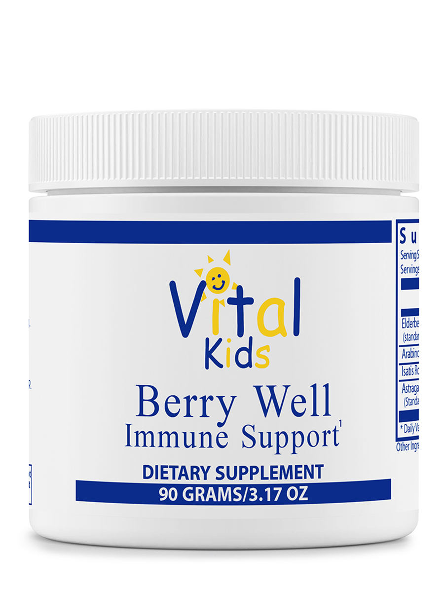 Berry Well Immune Support Powder - 90 Grams
