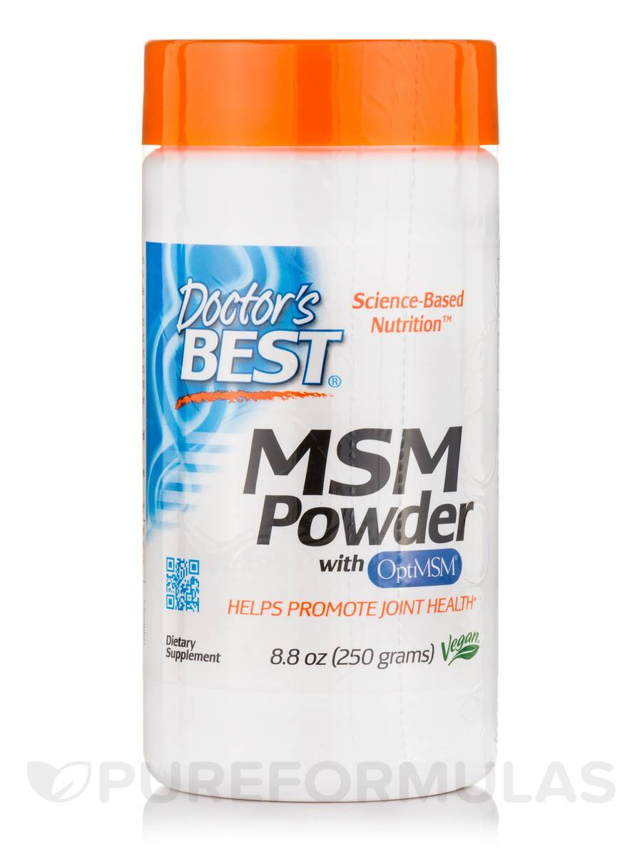 Best MSM Powder - 250 Grams