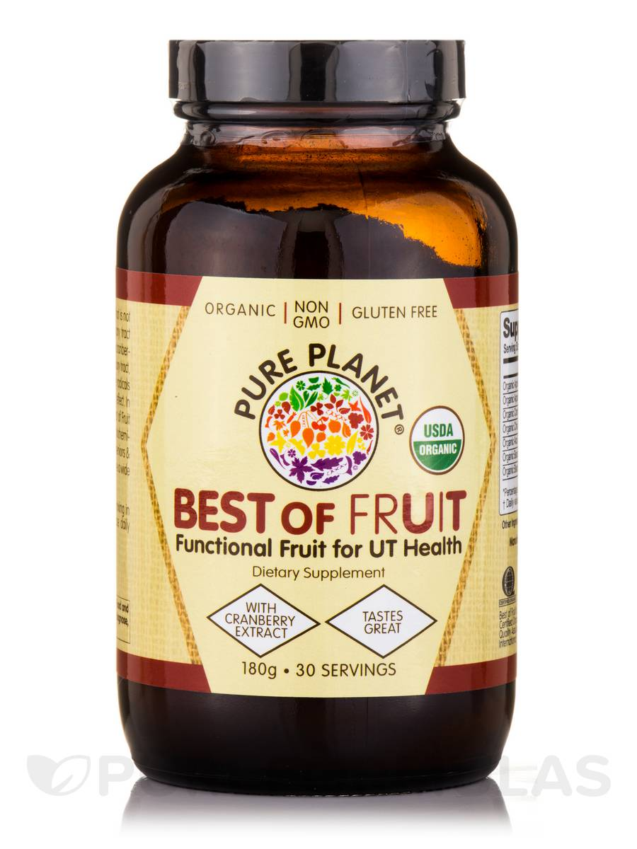 Best of Fruit - 30 Servings (180 Grams)